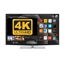 "55"" 4K UHD Smart TV with FreeviewPLAY"